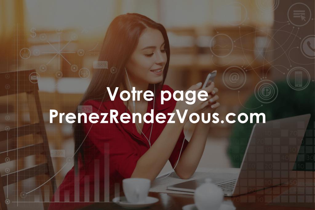 Votre page PrenezRendezVous.com
